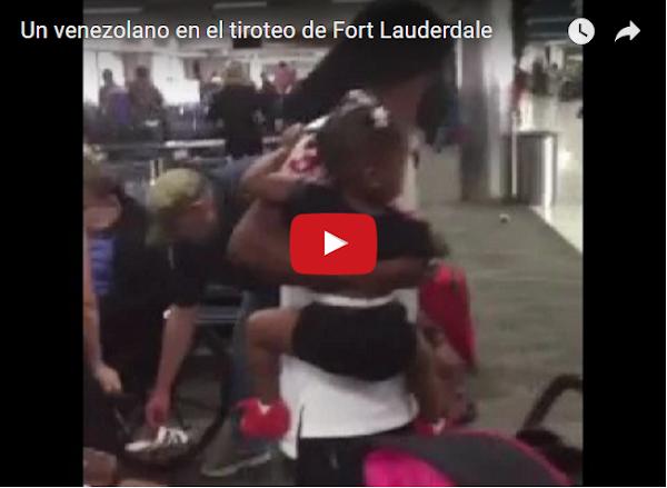 Un venezolano en Fort Lauderdale