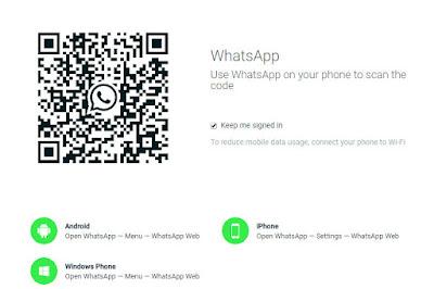 Cara Membuka Aplikasi WhatsApp di Komputer/Laptop