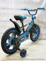 16 Inch Erminio 1690 Dop Star Kids Bike