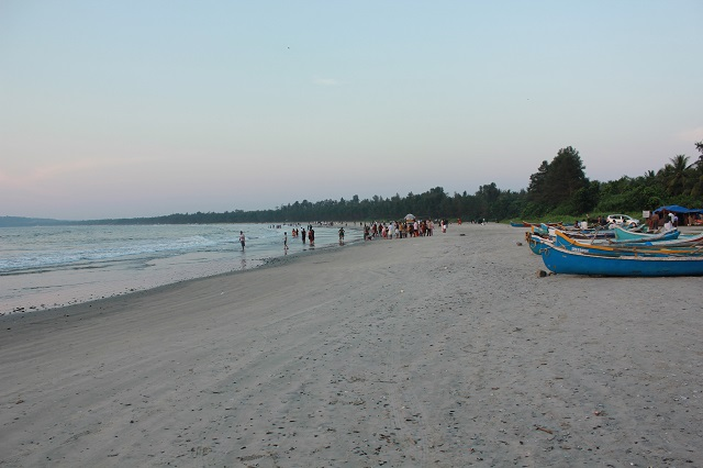 Muzhappilangad Beach In Kerala