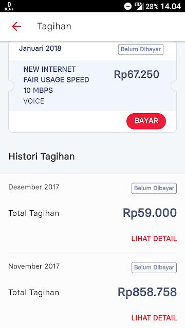 Review kecepatan Indihome 10Mbps