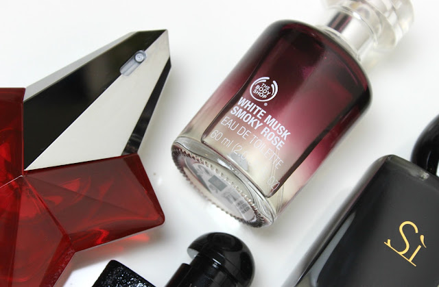 A picture of The Body Shop White Musk Smoky Rose Eau de Toilette