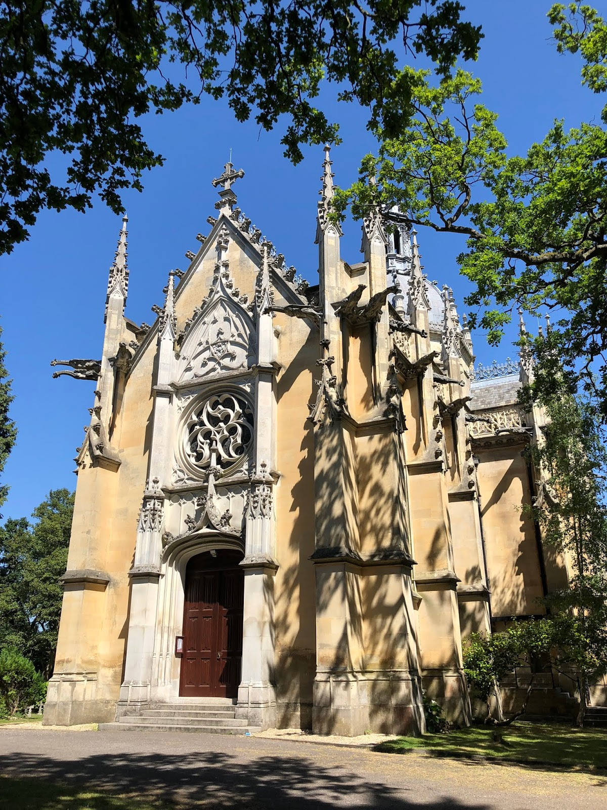 Farnborough St Michael's Abbey