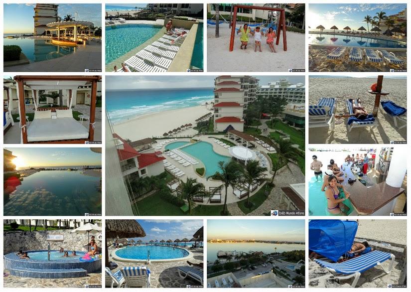 hotel Grand Park Royal Cancun