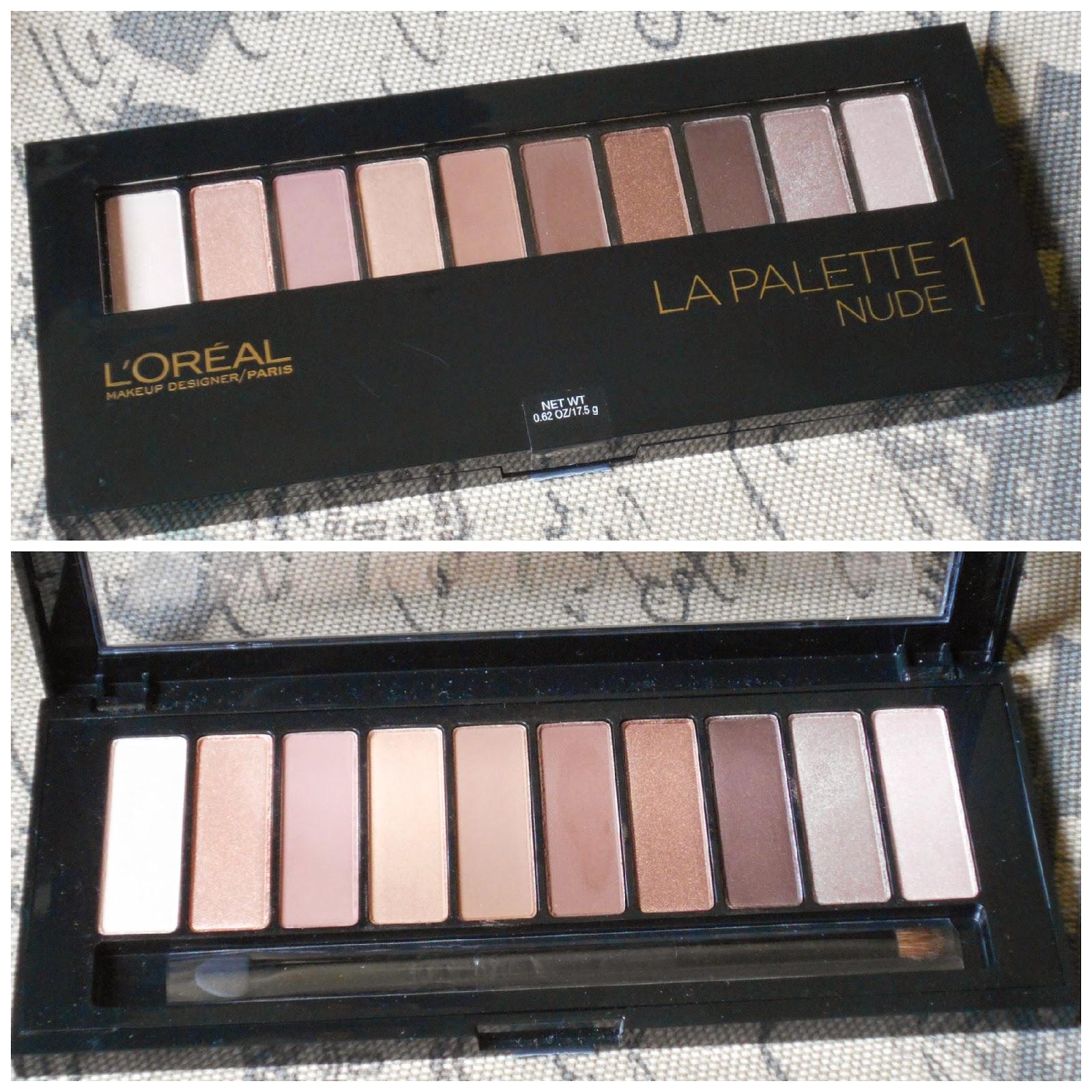 Makeup, Fashion & Royalty: Must Haves: LOreal La Palette