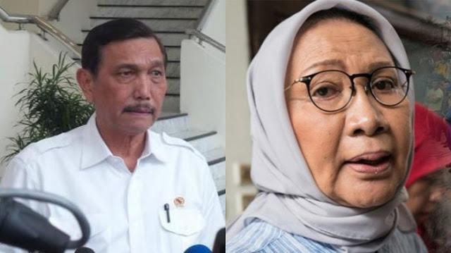4 Fakta Percekcokan Luhut dan Ratna di Depan Keluarga Korban KM Sinar Bangun, Lihat Videonya!