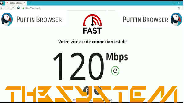 Puffin browser download on your computer and get your Internet speed up to 150mp per second
