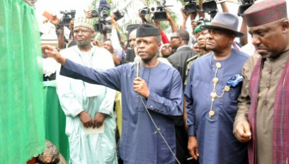 Image result for Osinbajo visits Rivers, promises development of region