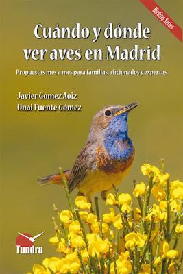 Cuándo y dónde ver aves en Madrid