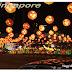 Singapore, passeggiando tra le lanterne del  Mid-Autumn Festival.