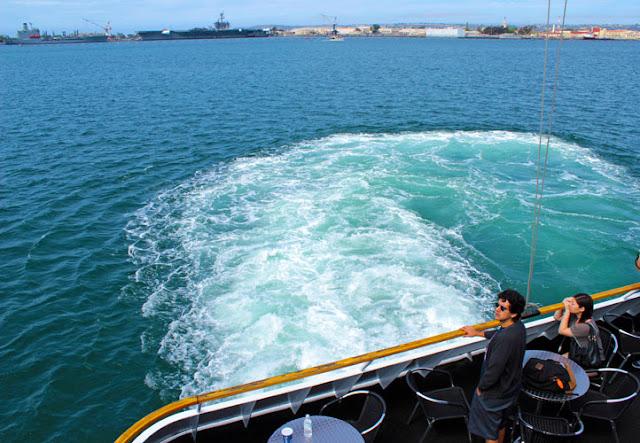 san diego coronado island  ferry hattı