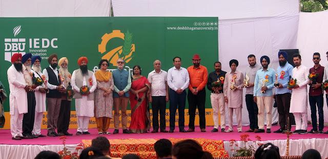 Desh Bhagat University - Agriculture College