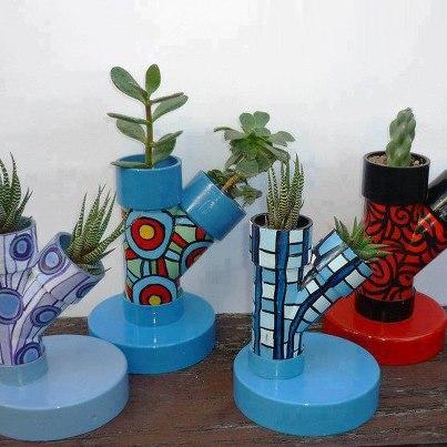 Ser mulher reaproveitando objetos para decorar sua casa - Objetos para decorar una casa ...