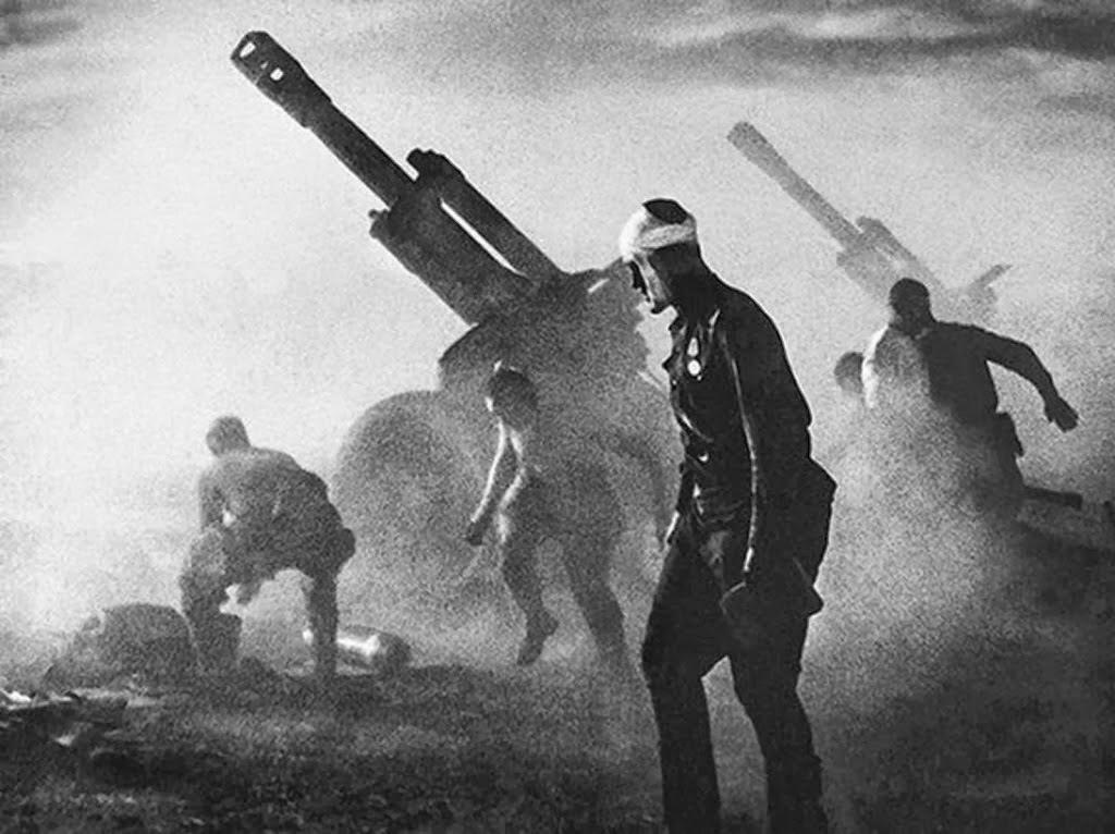 Soporte a la muerte, incendios durante la Operación Bagration, 1944