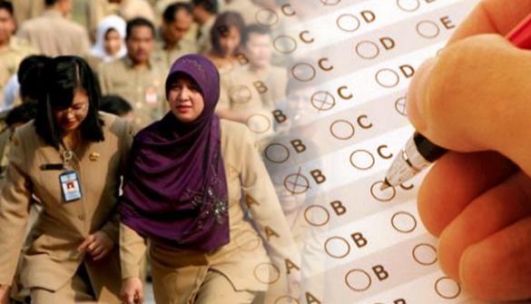 Soal CPNS Tes Intelegensia Umum
