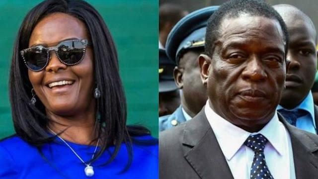 Bi Mugabe Aonya Kufanyika kwa Mapinduzi Zimbabwe