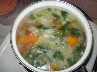 Resep Masakan Sop Daging Iga Sapi dan Masak Sup Sayur Campur + Cara Membuat Yang Enak