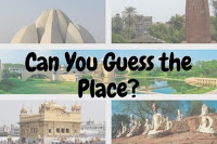Can You Guess the Place By a Picture of It?