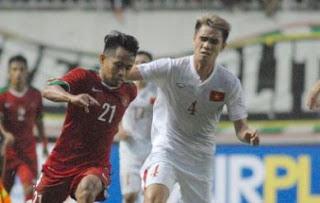 Indonesia vs Vietnam 2-1 Video Gol & Highlights