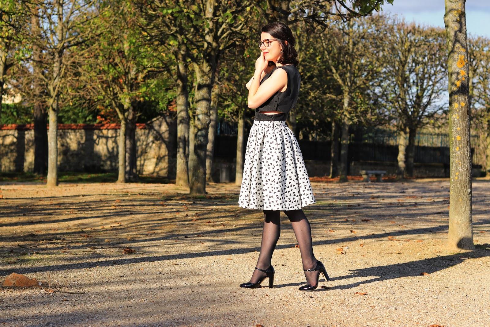les gommettes de melo avis nejide robe sur mesure personnalisable choix look tenue princesse soiree