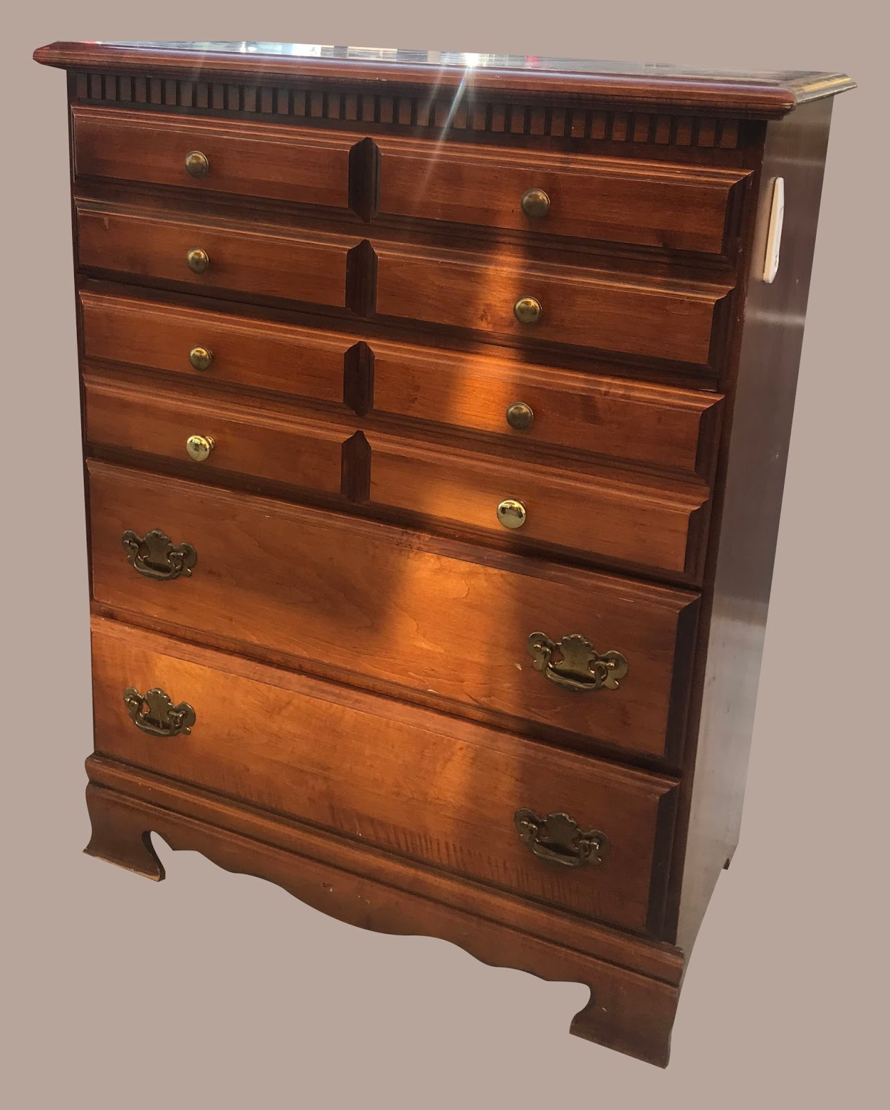 Uhuru Furniture Collectibles 4 Drawer Chest 75 Sold