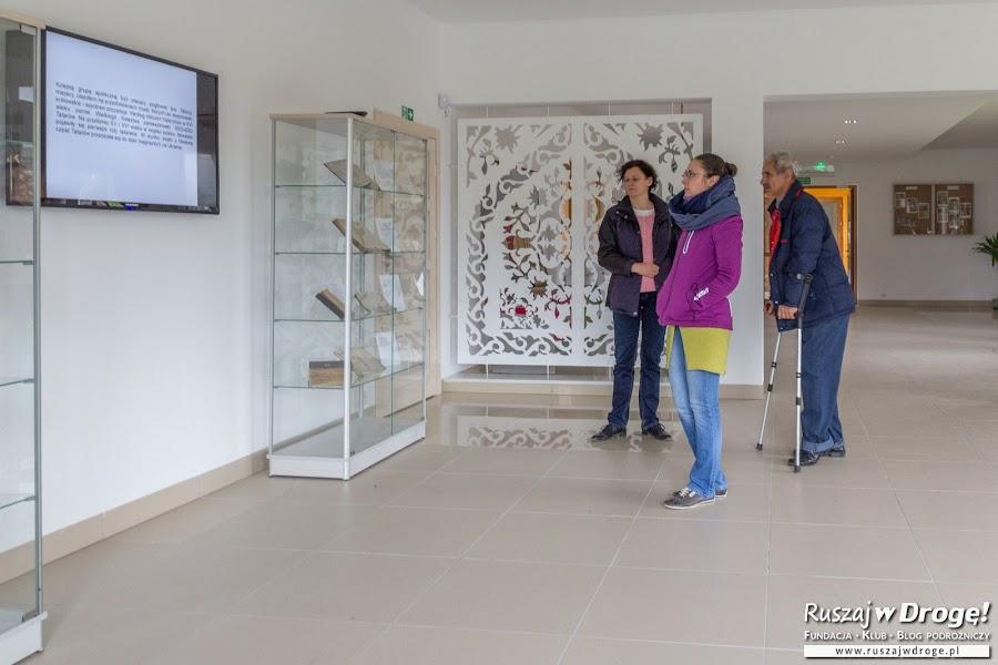 Centrum Edukacji i Kultury Muzułmańskiej Tatarów Polskich w Kruszynianach
