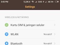 setting LTE/4g xiami redmi 3pro