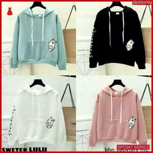 SCP047S38 Sweater Lulu Babyterry Outerwear Wanita | BMGShop