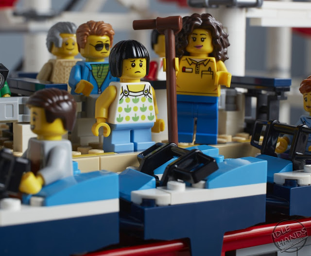 LEGO Roller Coaster Official Pictures