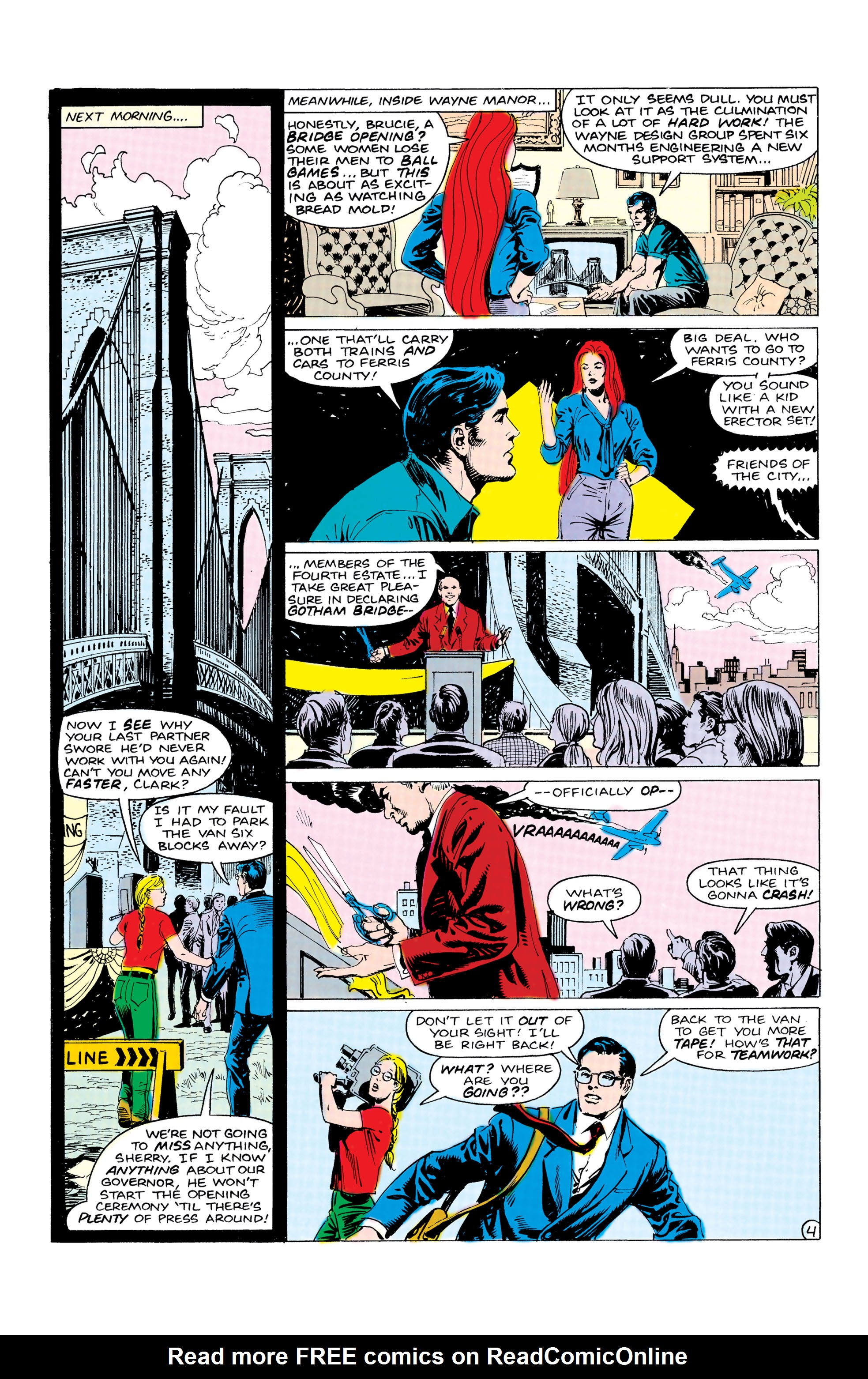 Read online World's Finest Comics comic -  Issue #314 - 5