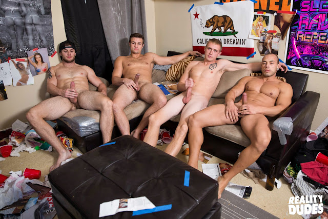 Dick Dorm - Fuck His Muscle Ass