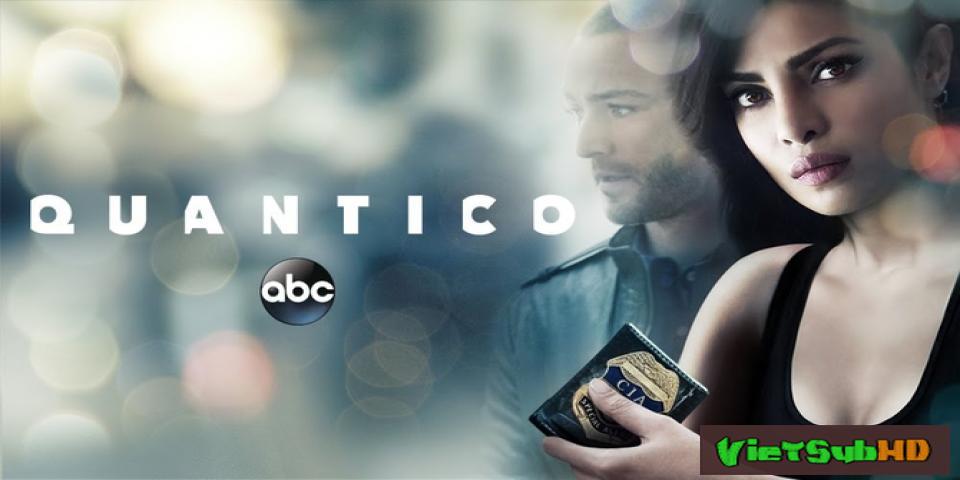 Phim Học Viện Điệp Viên (phần 2) Hoàn Tất (22/22) VietSub HD | Quantico (season 2) 2016