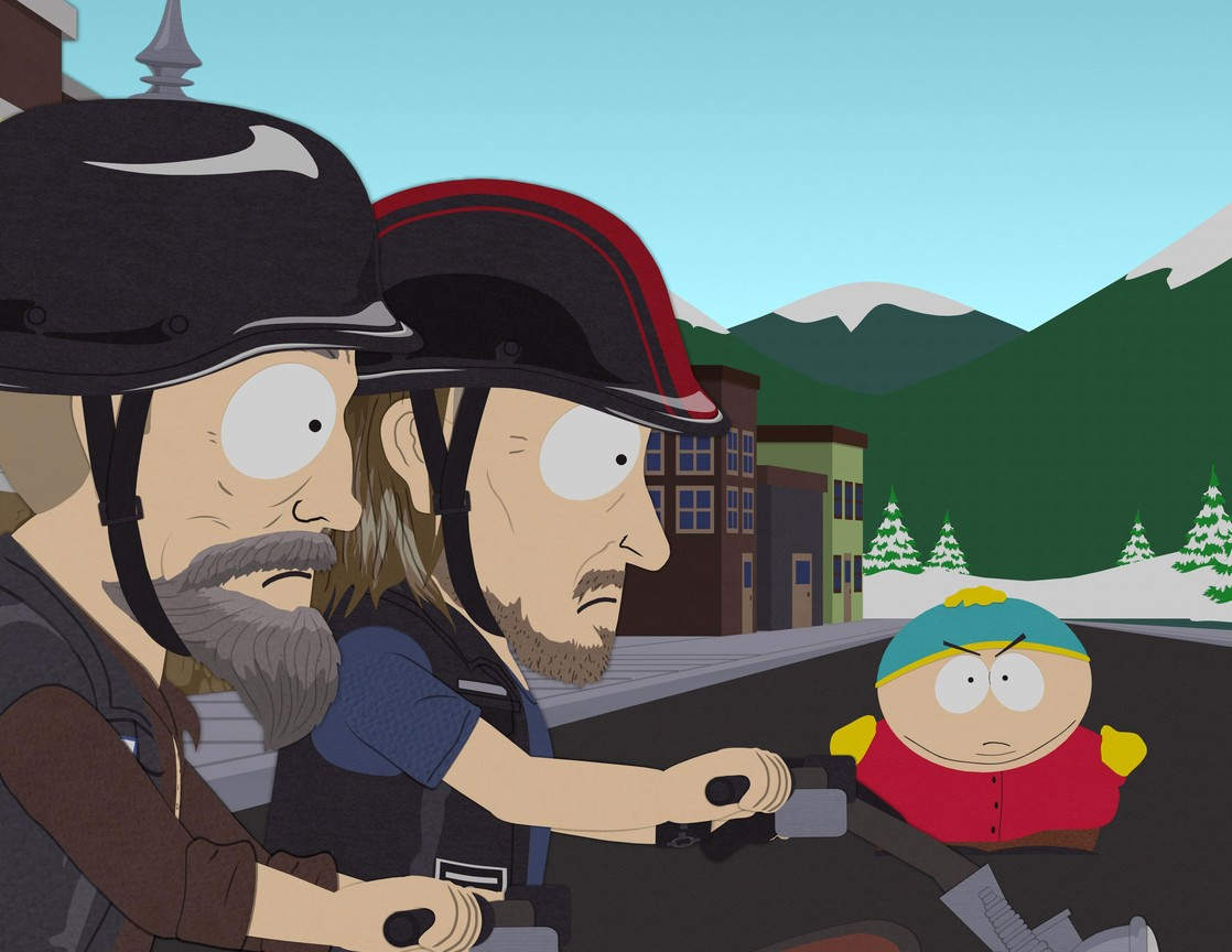 South Park - Season 13 Episode 12: The F Word