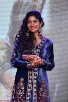 Beautiful Cute Sai Pallavi in dark Blue dress at Fidaa music launch  Exclusive Celebrities galleries 028.JPG