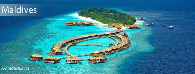 tourist destination in maldives
