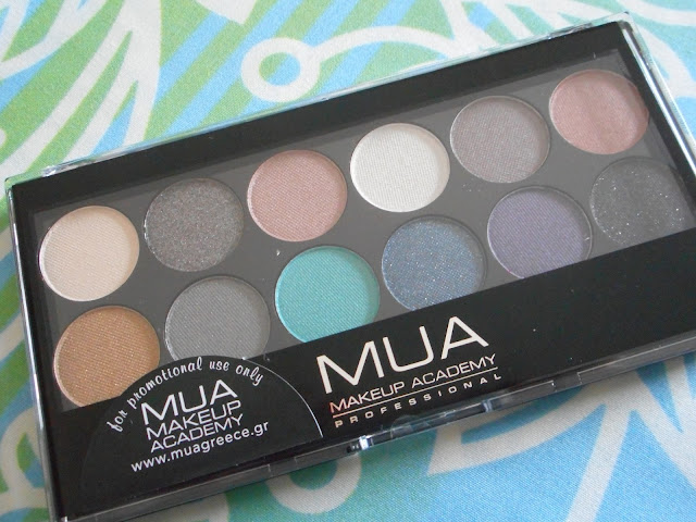 Make Up Academie (MUA) - Eyeshadow Palette in Dusk Till Dawn