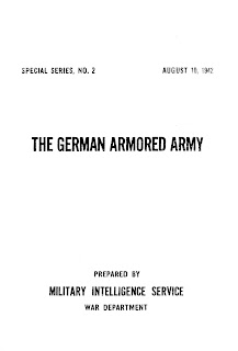 The German Armoured Army