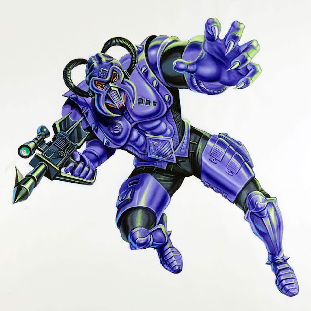 1995 Dr. Mindbender, Unproduced, Battle Corps Rangers