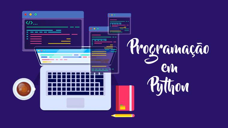 Curso online e gratuito de Programação em Python