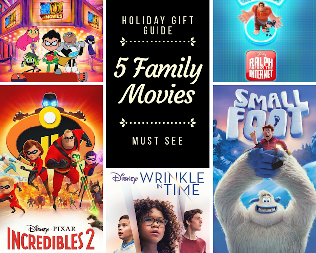 OnTheGoOC Top 5 Family Movies of 2018