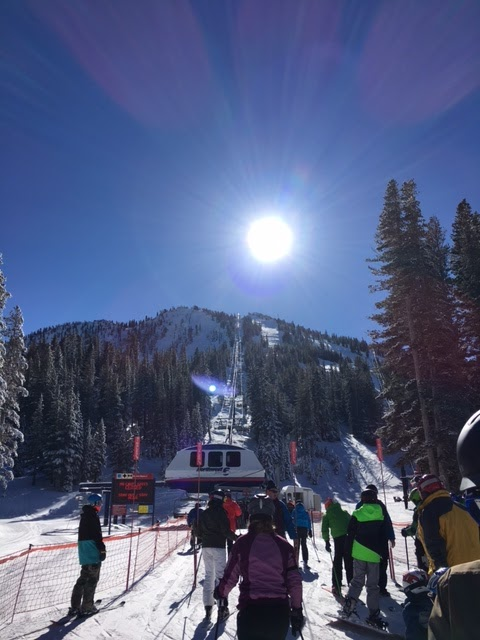Mt Rose Ski Tahoe