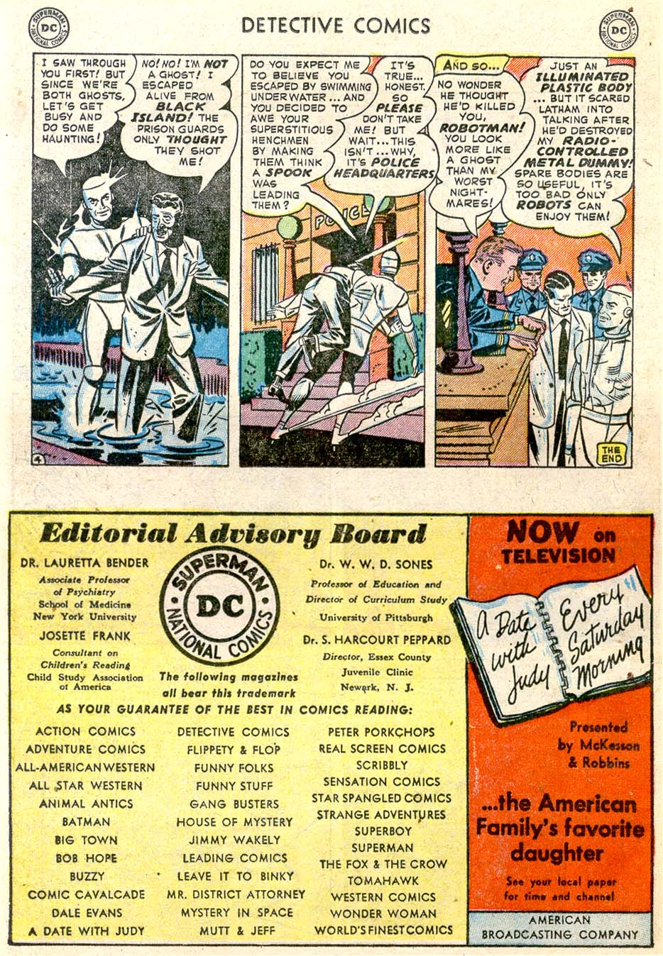 Detective Comics (1937) 178 Page 25