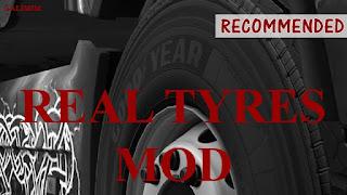ets 2 real tyres mod v6.3
