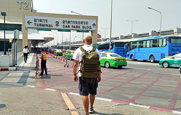 Cabin Zero Travel Bag Review - Malaysia Asia Travel Blog