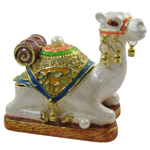 Caixinhas de bijuterias em formato de animais