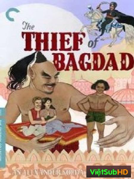 Tên Trộm Thành Bagdad