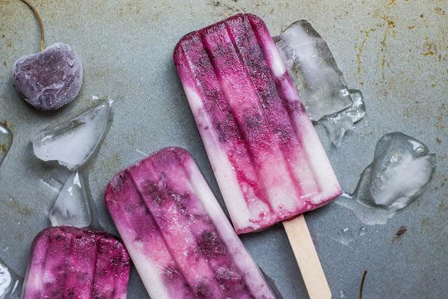 helado natural