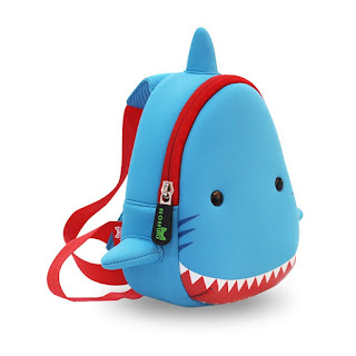 Boys Backpacks, Shark character, suitable for school Brand Yisibo £6.79 expired 22pm
