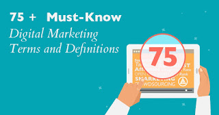Technical terms of digital marketing