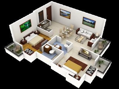 Tổng quan thiết kế nội thất chung cư